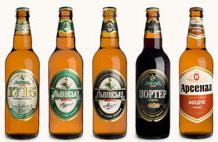 Торговая марка пива Балтика