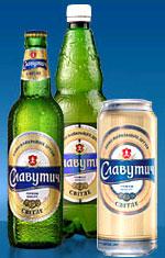 пиво Славутич Светлое